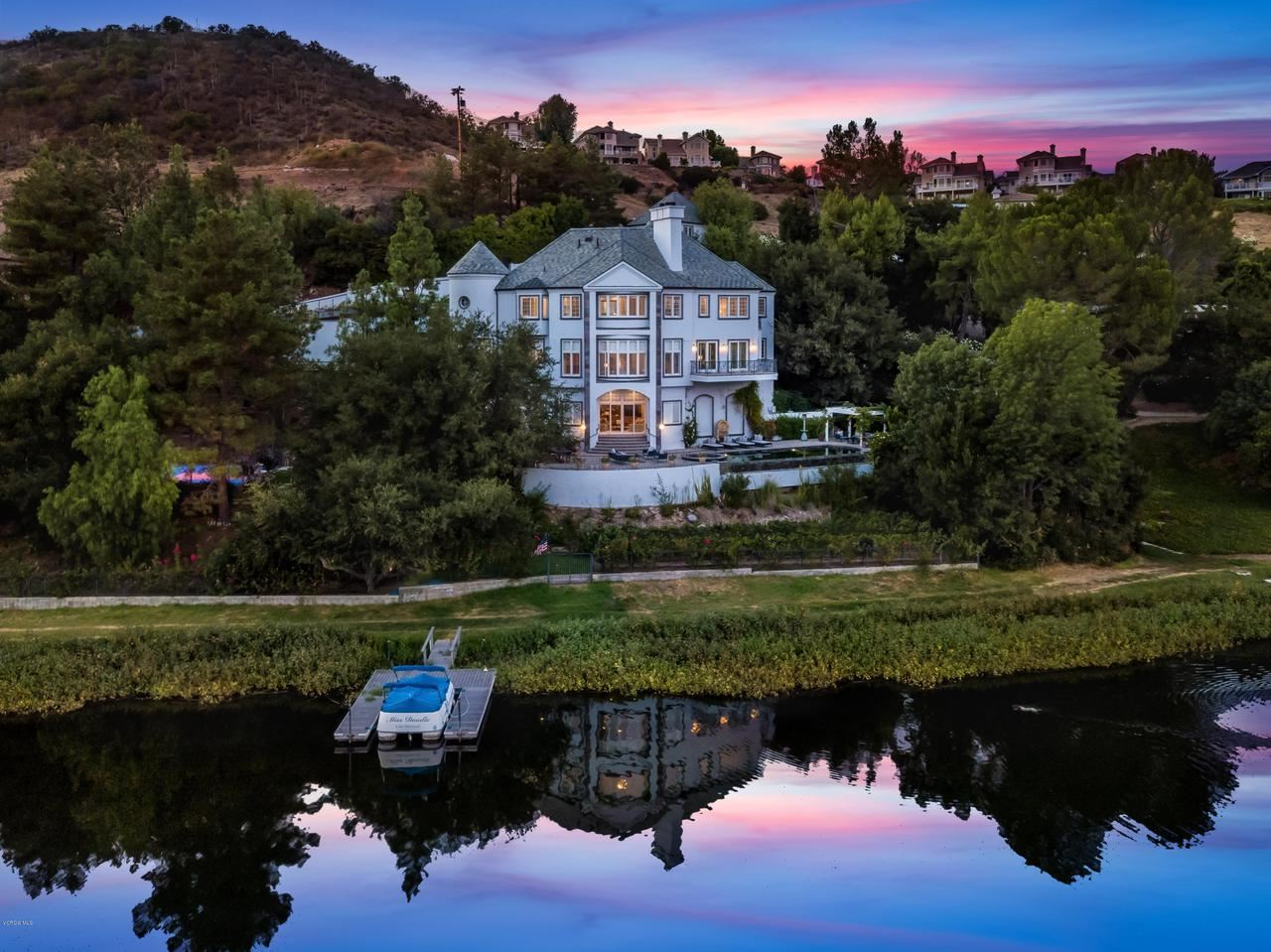 474 LAKE SHERWOOD Drive, Lake Sherwood, CA 91361 - #: 219011250