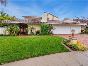 Photo of 31702 BAINBROOK Court, Westlake Village, CA 91361 (MLS # 218000251)