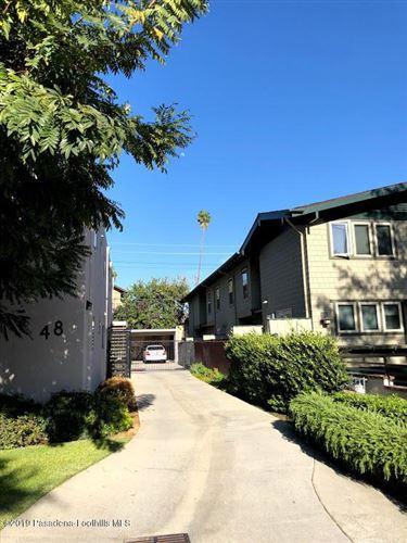 Photo of 48 South OAK Avenue #4, Pasadena, CA 91107 (MLS # 819005251)