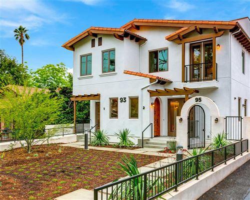 Photo of 93 North SIERRA BONITA Avenue #1, Pasadena, CA 91106 (MLS # 819004252)