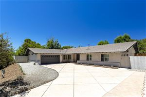 Photo of 2980 SAPRA Street, Thousand Oaks, CA 91362 (MLS # 219010253)