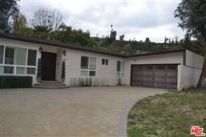 Photo of 3467 RED ROSE Drive, Encino, CA 91436 (MLS # 18323254)