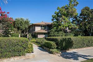 Photo of 968 South ORANGE GROVE Boulevard #B, Pasadena, CA 91105 (MLS # 819004254)