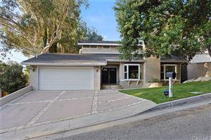 Photo of 21167 SAN MIGUEL Street, Woodland Hills, CA 91364 (MLS # SR19234254)