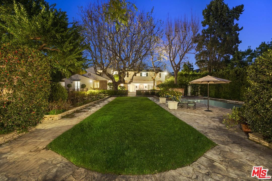 Photo of 707 North PALM Drive, Beverly Hills, CA 90210 (MLS # 20555254)