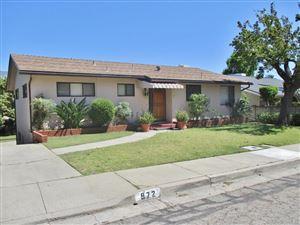 Photo of 972 LA VUELTA Place, Santa Paula, CA 93060 (MLS # 218007255)