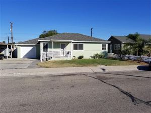 Photo of 161 West IRIS Street, Oxnard, CA 93033 (MLS # 218014256)
