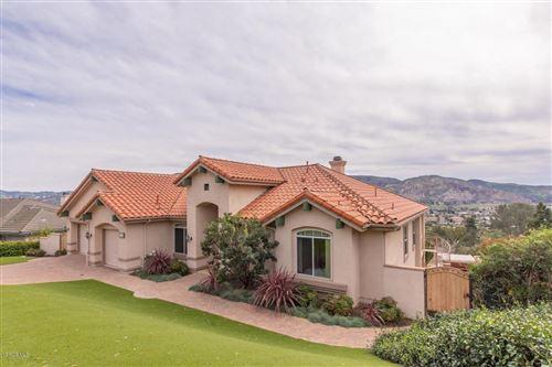 Photo of 776 MONTE VISTA Drive, Santa Paula, CA 93060 (MLS # 220002256)