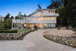 Photo of 600 West CALIFORNIA Boulevard, Pasadena, CA 91105 (MLS # 818001257)