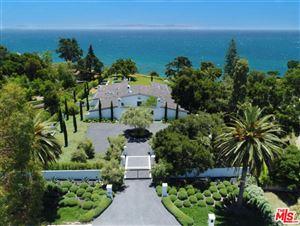 Photo of 4347 MARINA Drive, Santa Barbara, CA 93110 (MLS # 18407258)