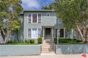 Photo of 1707 WASHINGTON Avenue, Santa Monica, CA 90403 (MLS # 19467258)