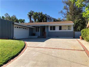 Photo of 16821 ARMSTEAD Street, Granada Hills, CA 91344 (MLS # SR19156259)