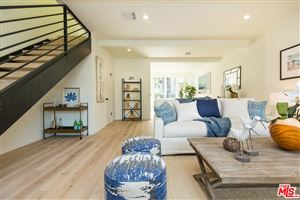 Photo of 1928 WASHINGTON Avenue, Santa Monica, CA 90403 (MLS # 18305260)