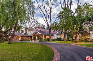 Photo of 24024 LONG VALLEY Road, Hidden Hills, CA 91302 (MLS # 19427260)