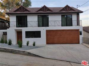 Photo of 1847 BURNELL Drive, Los Angeles , CA 90065 (MLS # 18392262)