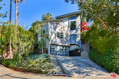 Photo of 1714 HOLLYVISTA Avenue, Los Angeles , CA 90027 (MLS # 19499262)