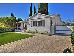 Photo of 4925 ENFIELD Avenue, Encino, CA 91316 (MLS # SR18042262)