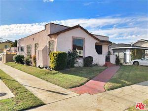 Photo of 6531 ARLINGTON Avenue, Los Angeles , CA 90043 (MLS # 18324264)