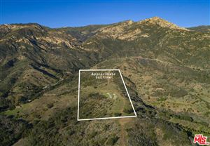 Photo of 1540 North ONTARE Road, Santa Barbara, CA 93105 (MLS # 18310266)