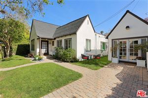 Photo of 7606 WILLOUGHBY Avenue, West Hollywood, CA 90046 (MLS # 18332266)