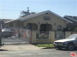 Photo of 4024 DALTON Avenue, Los Angeles , CA 90062 (MLS # 18367266)