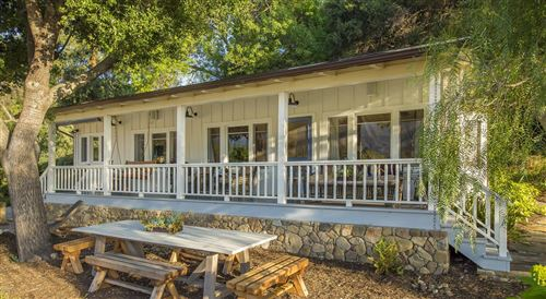 Photo of 9342 OJAI SANTA PAULA Road, Ojai, CA 93023 (MLS # 220001266)
