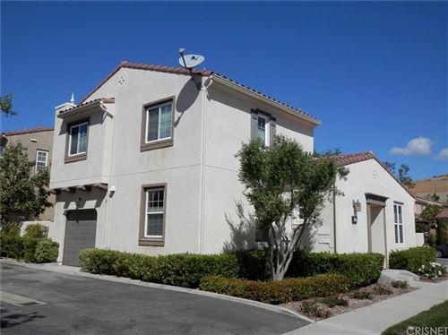 Photo of 11523 MELETO Lane, PORTER RANCH, CA 91326 (MLS # SR20000266)