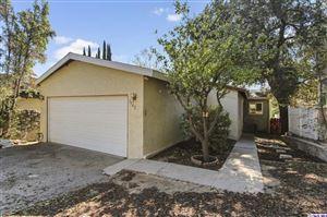 Photo of 3902 LOS OLIVOS Lane, Glendale, CA 91214 (MLS # 318004267)