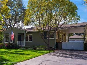 Photo of 2405 HIGHLAND Avenue, Altadena, CA 91001 (MLS # 818001267)