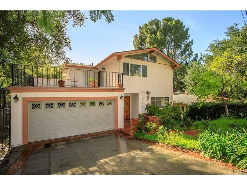Photo for 4445 SALTILLO Street, Woodland Hills, CA 91364 (MLS # SR18085267)