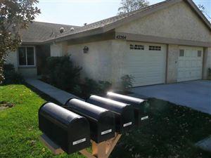 Photo of 42204 VILLAGE 42, Camarillo, CA 93012 (MLS # 217014269)