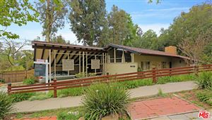 Photo of 16426 AKRON Street, Pacific Palisades, CA 90272 (MLS # 18320270)