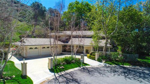 Photo of 4098 SKELTON CANYON Circle, Westlake Village, CA 91362 (MLS # 220003270)