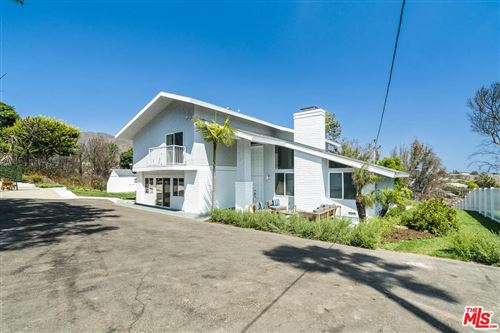 Photo of 5742 BUSCH Drive, Malibu, CA 90265 (MLS # 19499272)