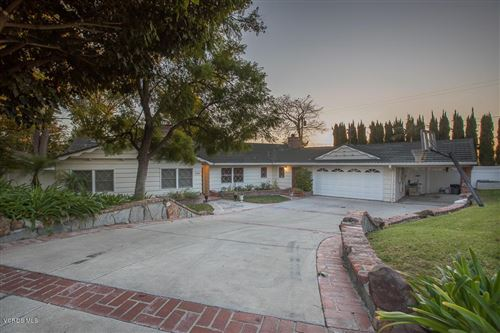 Photo of 1246 ENCINO VISTA Court, Thousand Oaks, CA 91362 (MLS # 219014272)