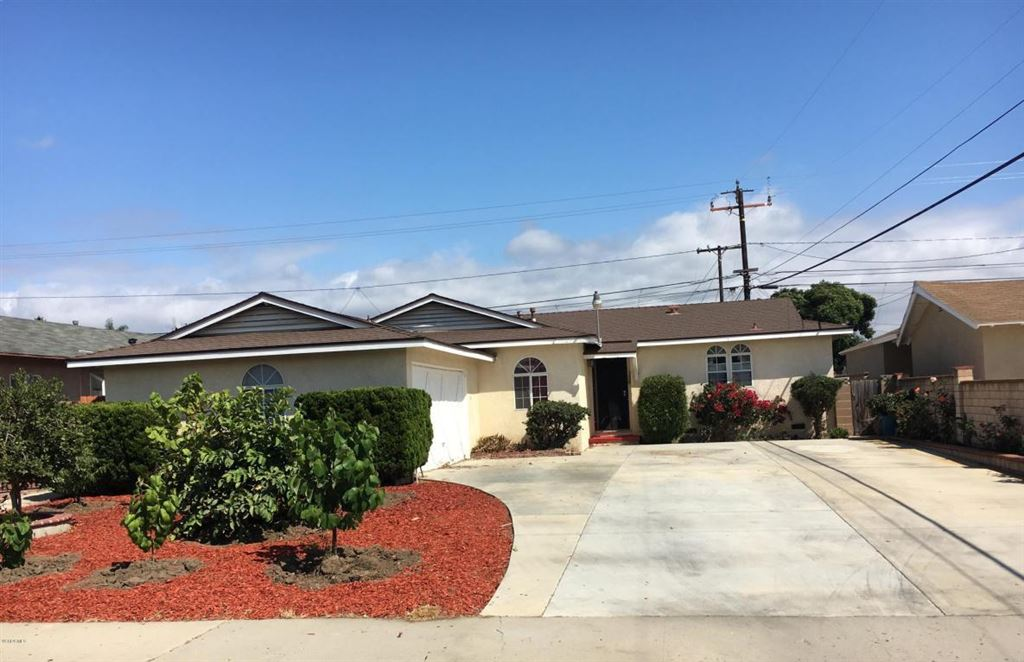 Photo for 1718 South E Street, Oxnard, CA 93033 (MLS # 217012272)