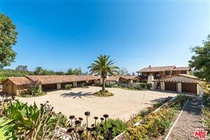 Photo of 881 SAN YSIDRO Lane, Santa Barbara, CA 93108 (MLS # 17270274)