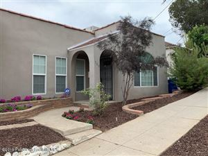 Photo of 709 CORONADO Terrace, Los Angeles , CA 90026 (MLS # 819003274)