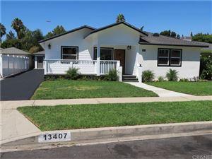 Photo of 13407 SYLVAN Street, Valley Glen, CA 91401 (MLS # SR19199276)
