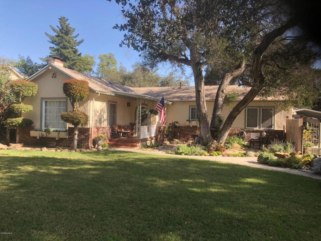 Photo for 1204 FOREST Drive, Santa Paula, CA 93060 (MLS # 218001277)