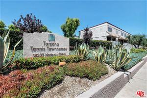 Photo of 18333 HATTERAS Street #124, Tarzana, CA 91356 (MLS # 19487278)
