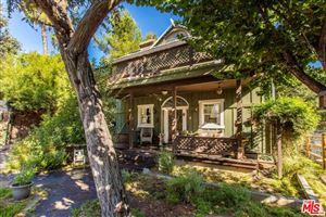 Photo of 1248 OLD TOPANGA CANYON Road, Topanga, CA 90290 (MLS # 19517278)