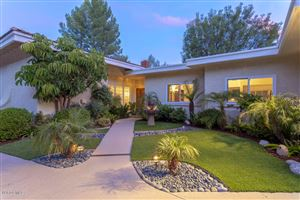 Photo of 32440 SADDLE MOUNTAIN Drive, Westlake Village, CA 91361 (MLS # 218011278)