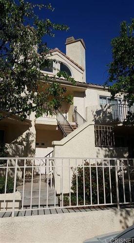 Photo of 24145 DEL MONTE Drive #322, Valencia, CA 91355 (MLS # SR20013278)