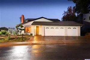 Photo of 3126 KINGRIDGE Way, Glendale, CA 91206 (MLS # 318004279)