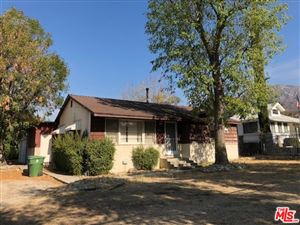 Photo of 7711 HILLROSE Street, Tujunga, CA 91042 (MLS # 18412280)