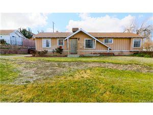 Photo of 38637 YUCCA TREE Street, Palmdale, CA 93551 (MLS # SR18062280)