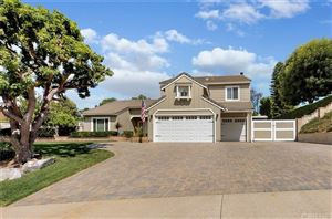 Photo of 243 TRICKLING BROOK Court, Simi Valley, CA 93065 (MLS # SR19139280)
