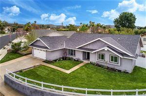 Photo of 4589 VISTA DEL VALLE Drive, Moorpark, CA 93021 (MLS # SR19139281)
