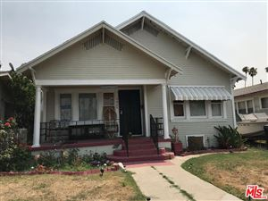 Photo of 5420 South WILTON Place, Los Angeles , CA 90062 (MLS # 19424282)